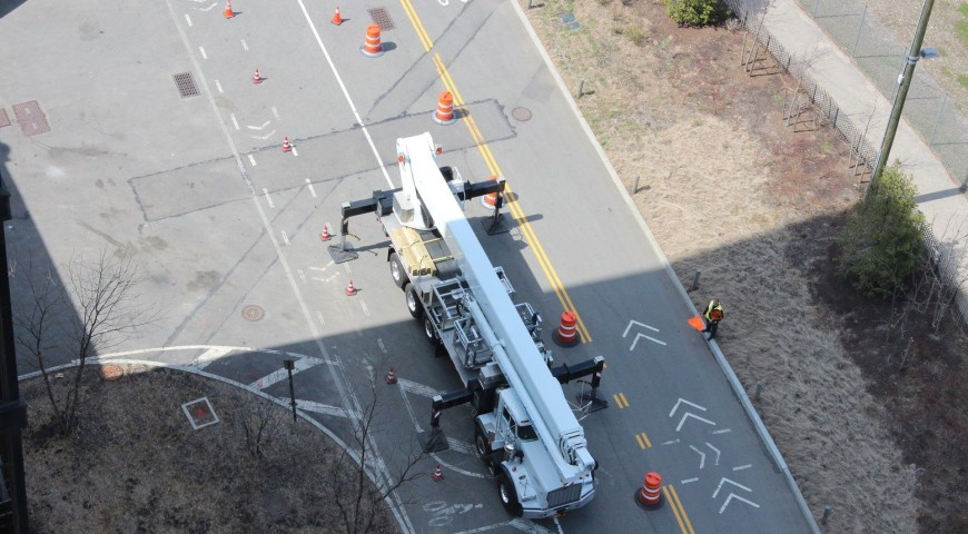 A-230-From-Above-870x480 Truck Mounted Aerial Work Platform A - 230'