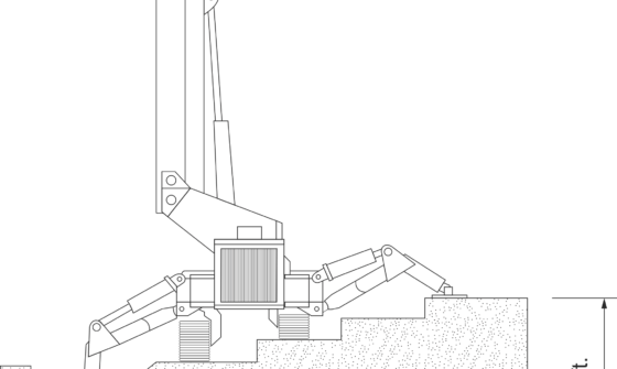 L-165 Angle of slope