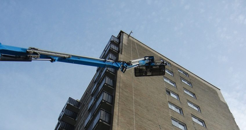 80 ft Boom Lift Rental