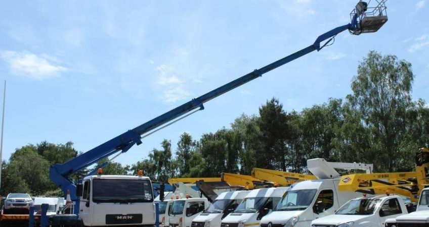 Cherry Picker Rental – Hire From Alpha Platforms