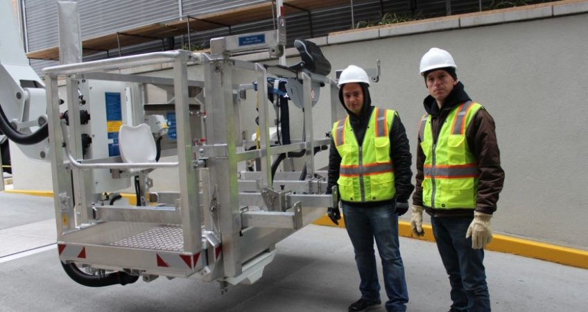 What is an Aerial Work Platform (AWP)?