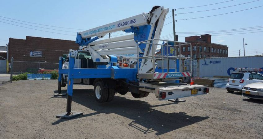 Articulating Aerial Lifts: Rental From the Large and Reputable Provider