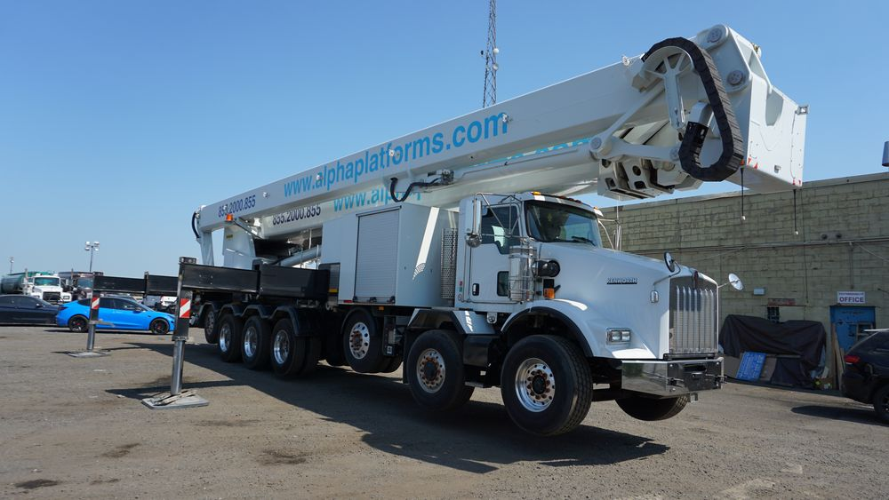mobile-aerial-a-300 Mobile Aerial Platform in NYC on Advantageous Terms